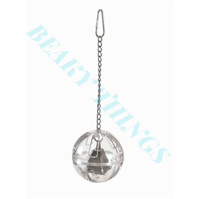Foraging Ball on Chain with Bell