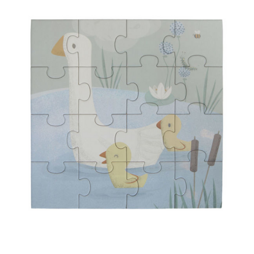 Animal puzzle - 4in1 - Goose - LD