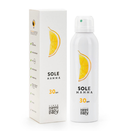 Mum sunscreen SPF 30 150 ml - Linea MammaBaby