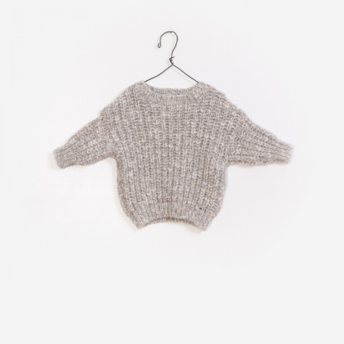Knitted Sweater - Play Up