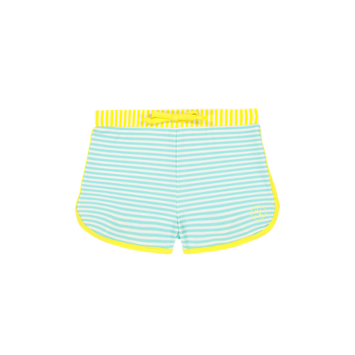 Swimming Shorts Green/Stripe Anti-UV - Ki Et La