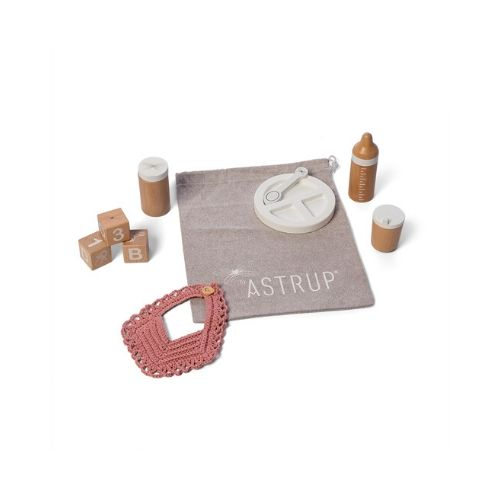 Doll Feeding Set - Astrup