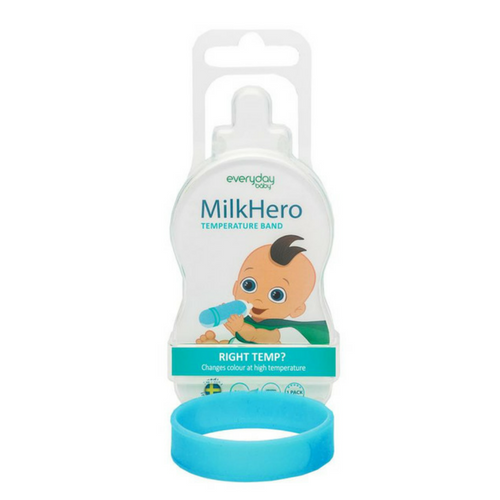 MilkHero Temperature & Personalisation Band - 1 pack - Everyday Baby