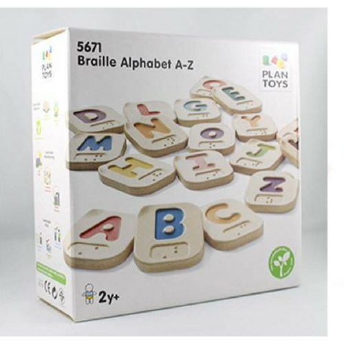 Braille Alphabet 5671