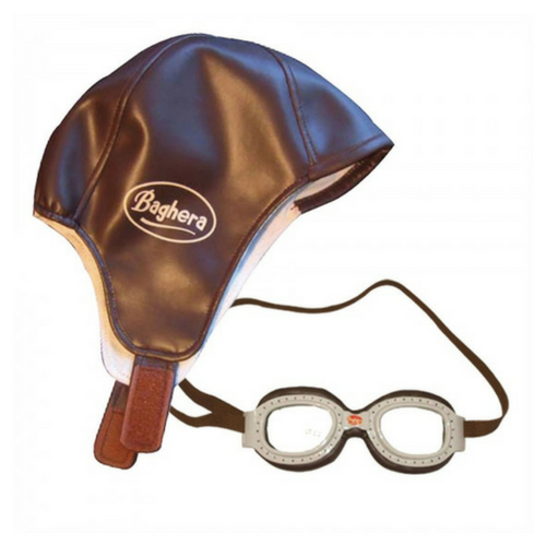 Race Kit - Vintage Racing cap & goggles