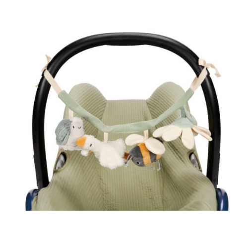 Stroller toy chain - Little Goose - LD