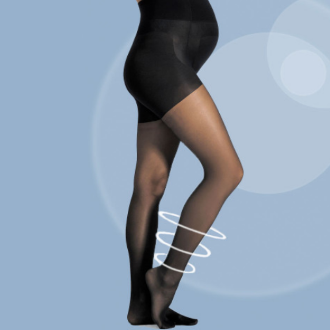 Maternity tights - Activlight  - Black - CC