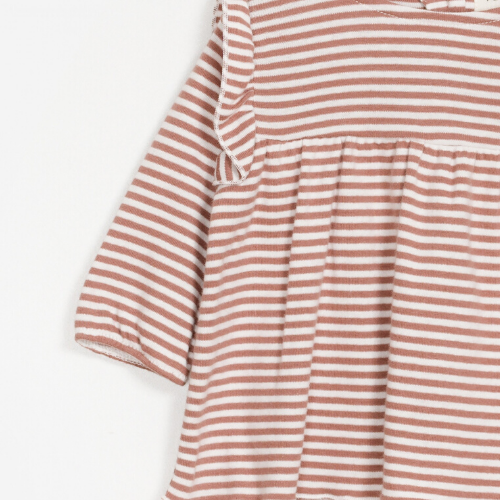 Rib Tunic - Striped - PU