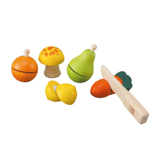 Fruit & Vegetables Play Set - PT 5337