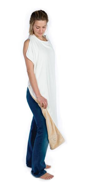 Cuddledry Handsfree Apron Towel - the Original