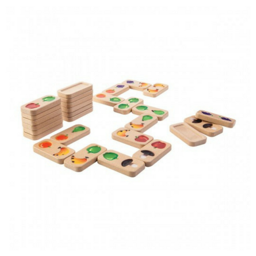 Fruit & Veggie Domino - 5639