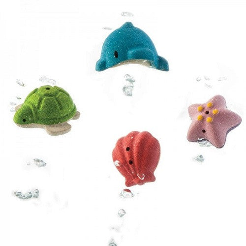 Sea Life Bath Set - 5658