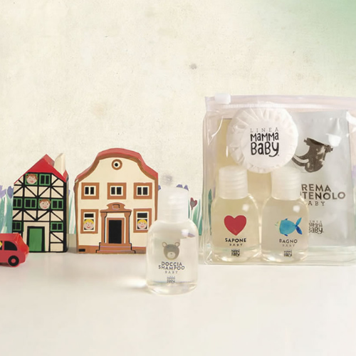 Travel Gift Set - Linea MammaBaby