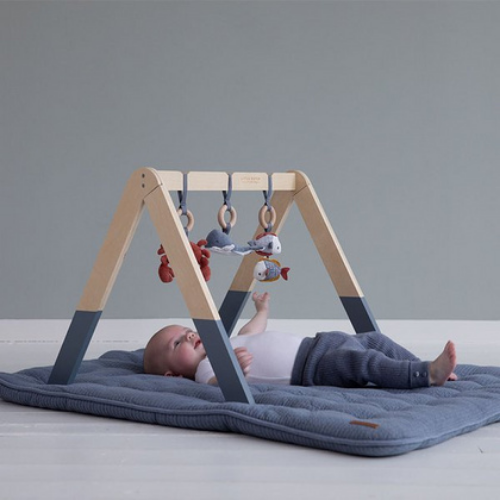 Baby gym - Ocean - Blue - LD