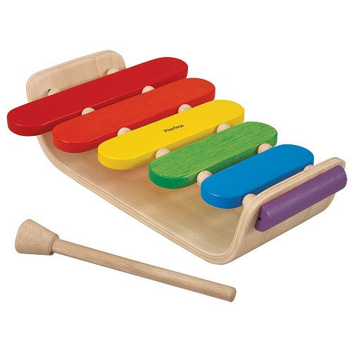 Oval Xylophone - PT 6405