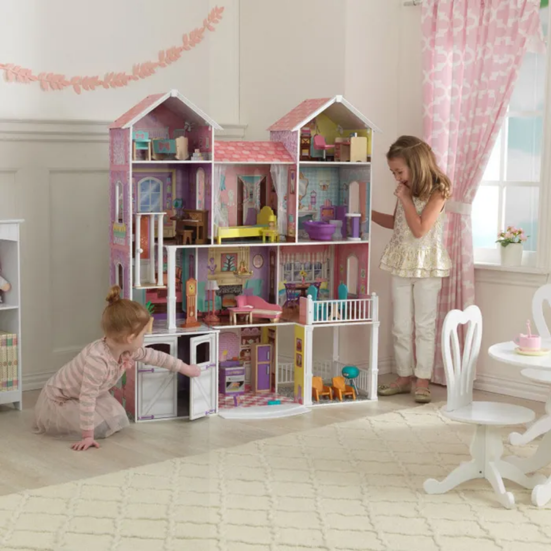 Country Estate Dollhouse - KidKraft