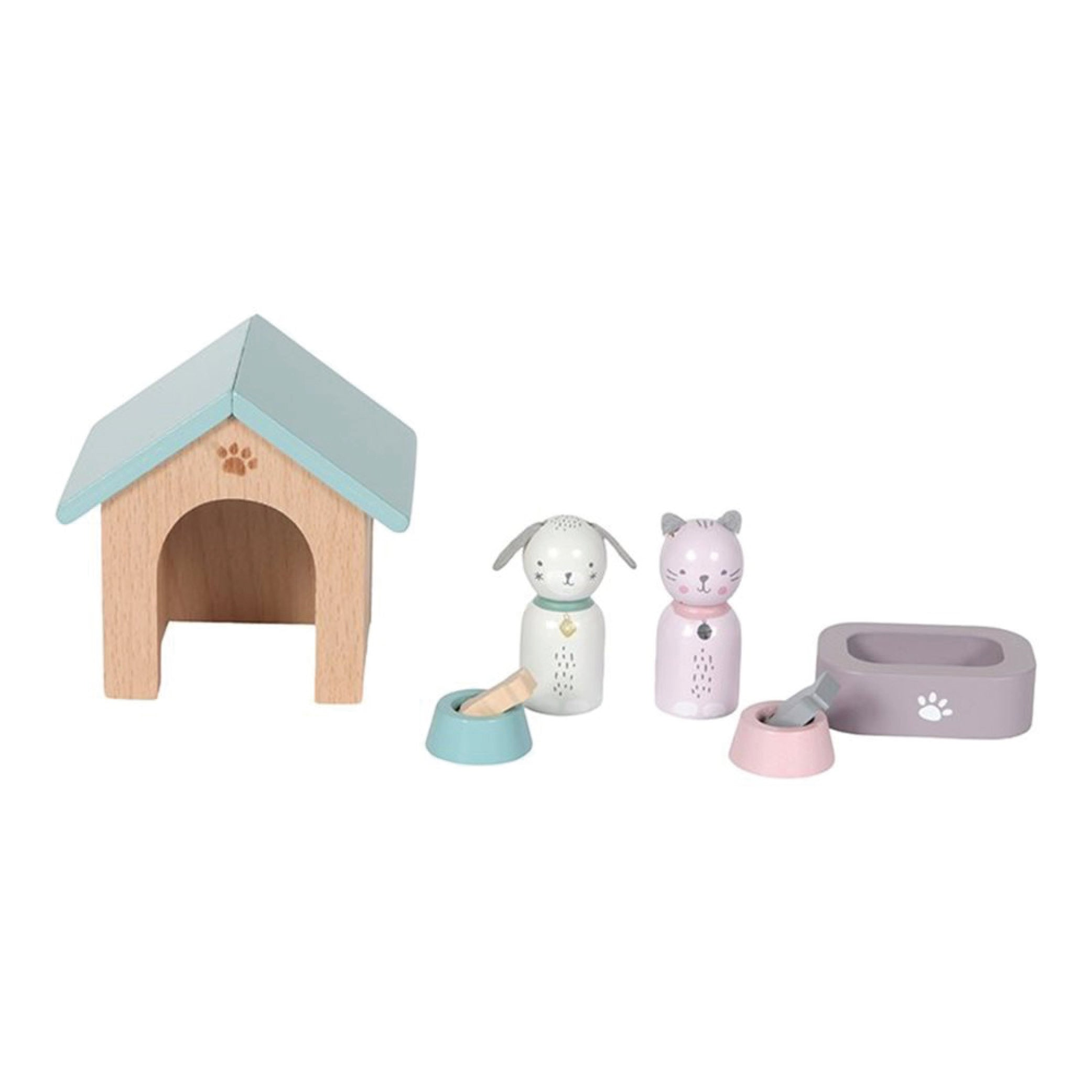 Doll's house Pets playset - LD