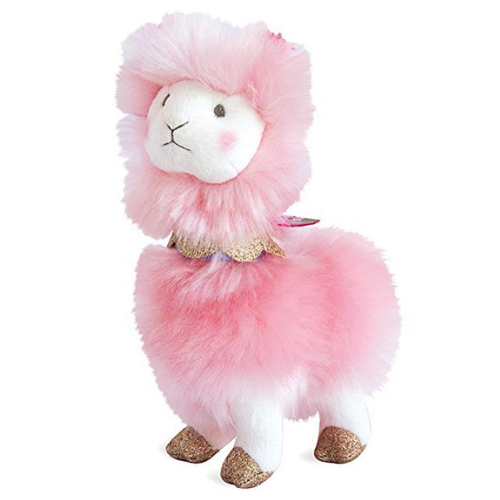 Histoire d'Ours - Lama Pink