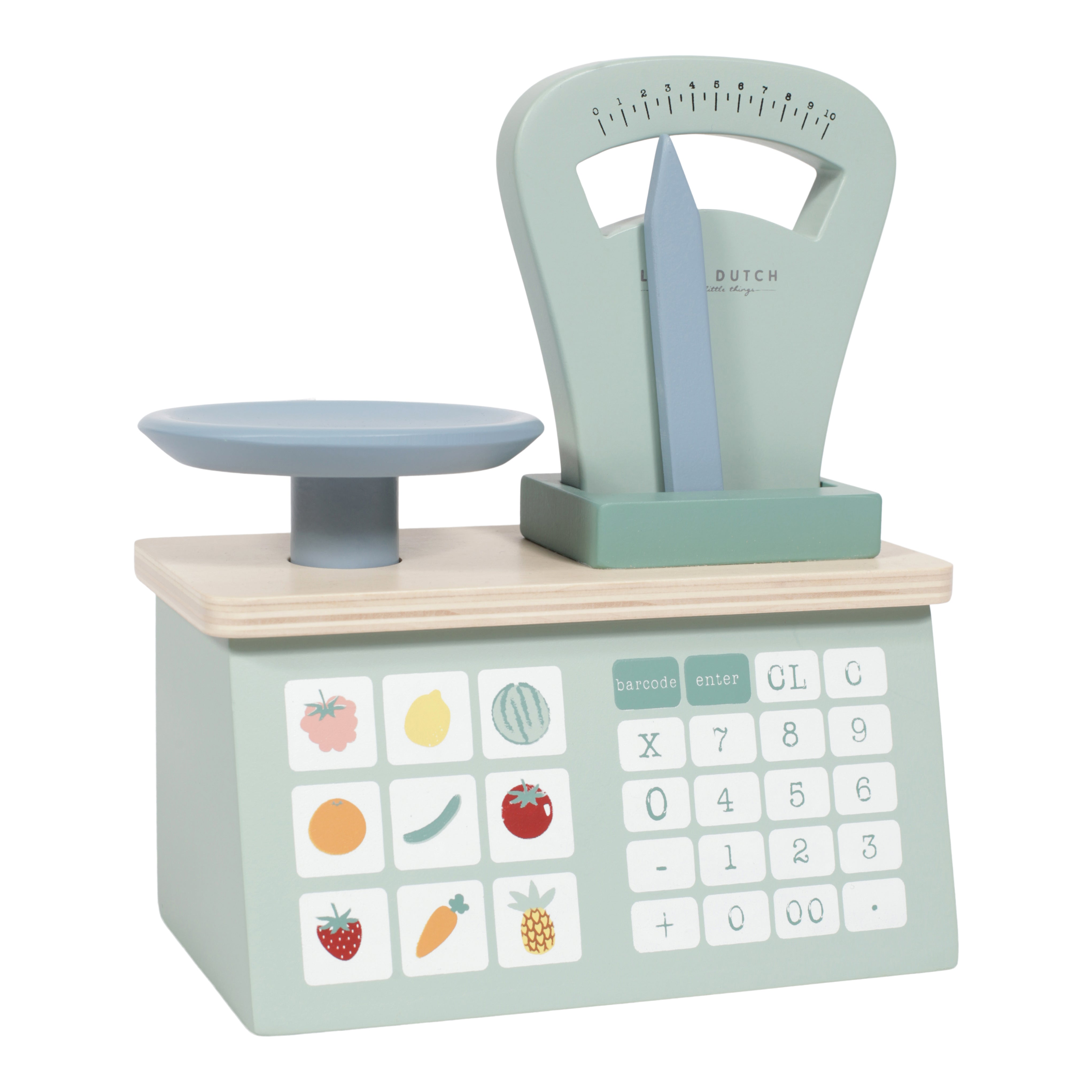 Toy weighing scales - LD