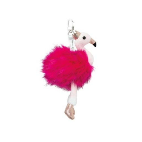 Chain key Pink Flamingo - Histoire d'ours HO2784