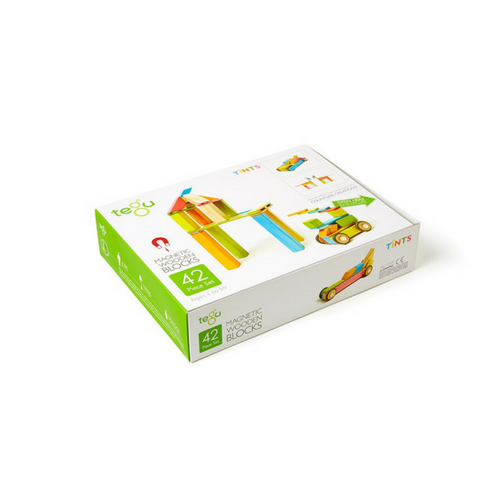 42-piece Set Tegu Tints