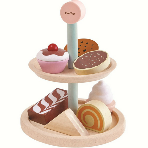 Bakery Stand Set - 3489