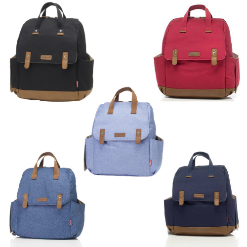 Changing bag - Robyn convertible backpack - Babymel