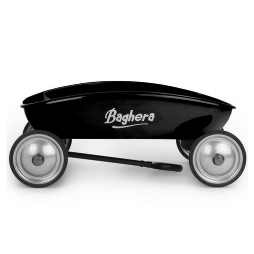 Baghera Large Black Wagon 855