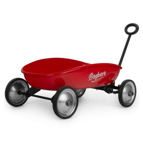 Large Red Wagon 854 - Baghera