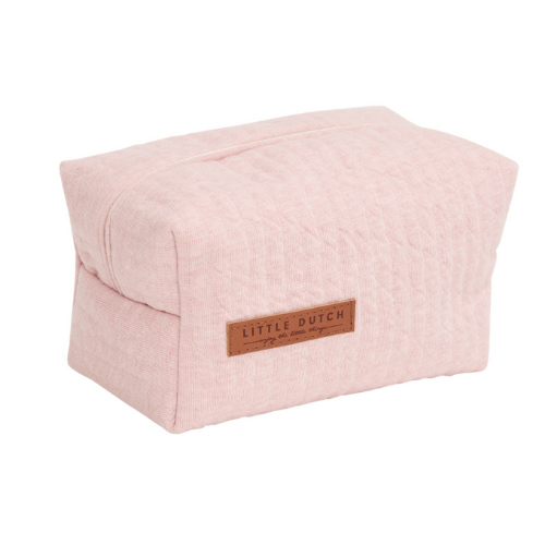 Toiletry Bag - Pure Pink - Little dutch