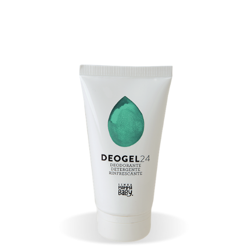 DEOGEL 24 50 ml - Linea MammaBaby