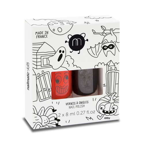 Halloween - Dori/Casper Nail Polish Duo Set