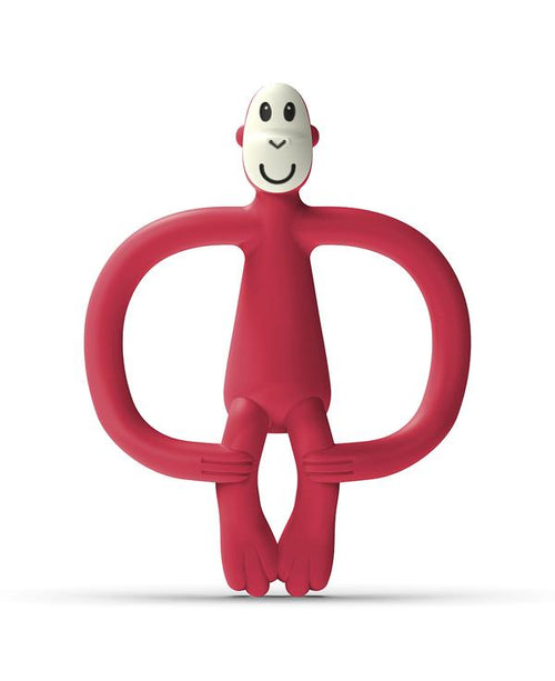 Red Monkey Teether