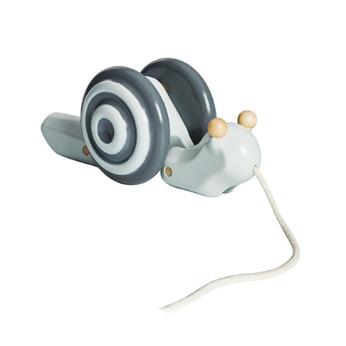 5684 – Pull-Along Snail- Plantoys