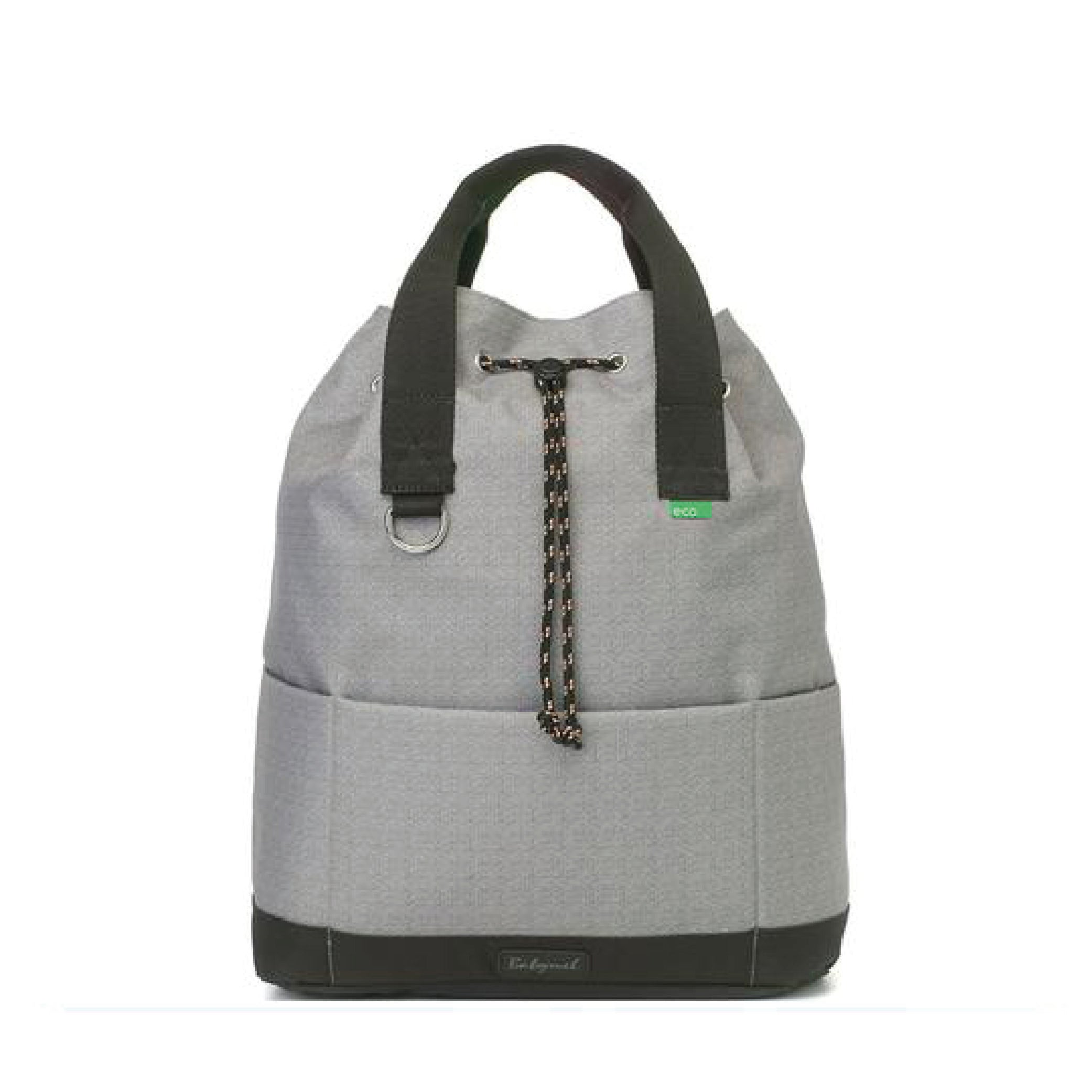 Changing bag/backpack - Top 'n' Tail eco - Grey - Babymel