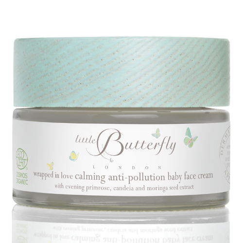 Wrapped in Love - Calming Anti-Pollution Baby Face Cream
