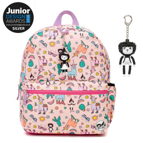 Backpack - Junior - Llama - Z&Z