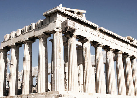 PARTHENON ATHENS - GREECE