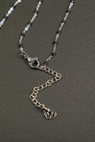 Collana Cuore Lunga - Acciaio / Stainless Steel