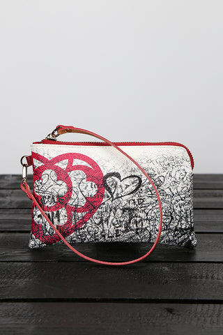 "HEARTBAG - Trousse ""Graffiti"""