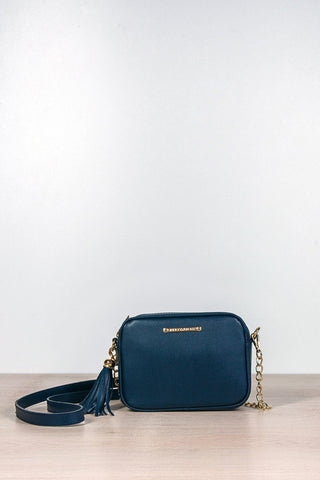 "Borsa mini ""Olly"" in pelle"