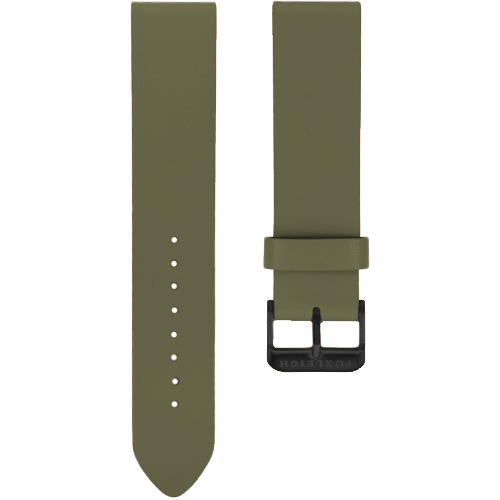 Khaki with Black Buckle