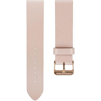 Peach with Rose Gold Buckle