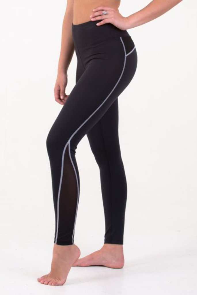 Compression Panelled Leggings