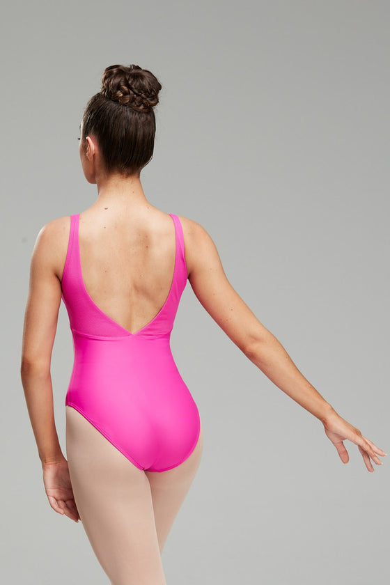 Savannah Leotard - Flamingo