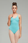 Bellizza Leotard - Ocean