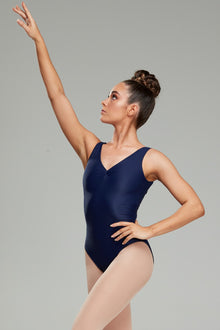 Calliope Leotard - Midnight Blue