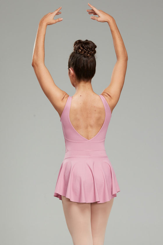 Calliope Leotard - Blush
