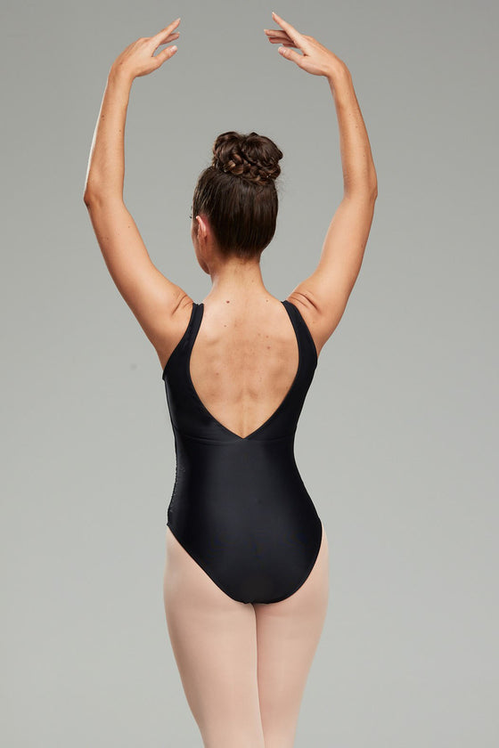 Calliope Leotard - Pitch Black