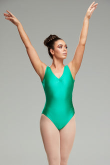 Calliope Leotard - Emerald